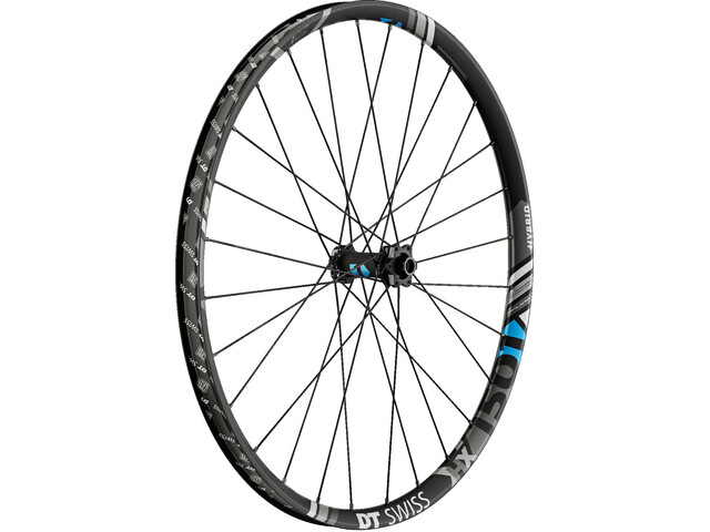 "DT Swiss HX 1501 Spline One Front Wheel 27,5"" Hybrid Boost 30mm black"